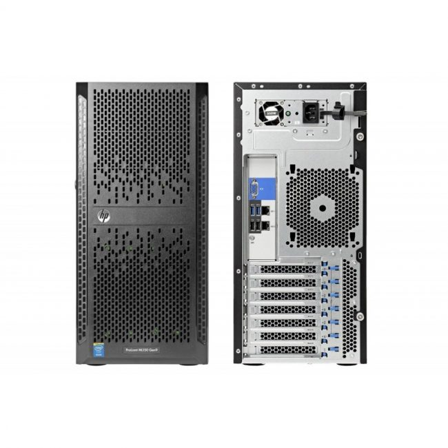 HPE ProLiant ML150 G9 8LFF