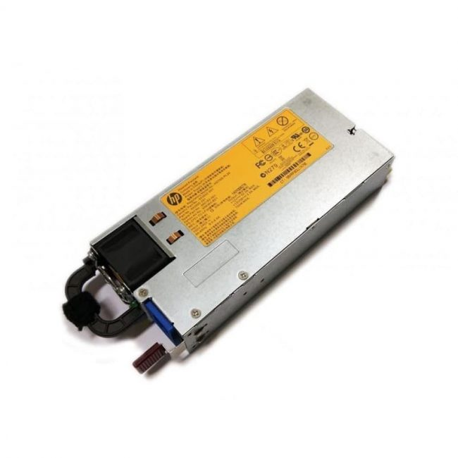 HP Power Supply 750W Platinum | 656363-B21 | 643932-001