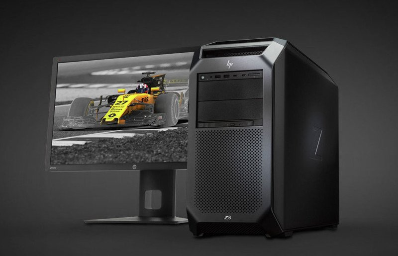 HP Z8 Workstation قیمت فروش