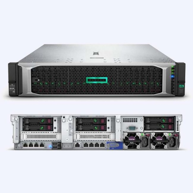 hpe-dl380-gen10-back